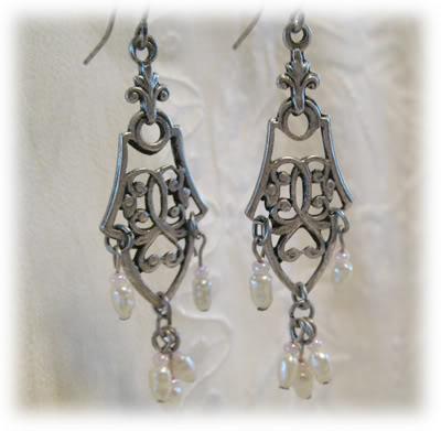 Nancy chandelierearrings